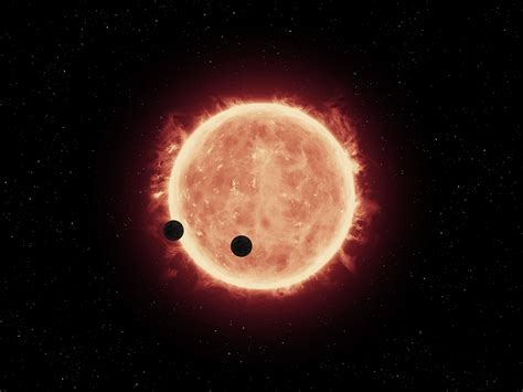 hubble telescope hubble makes atmospheric study of earth sized