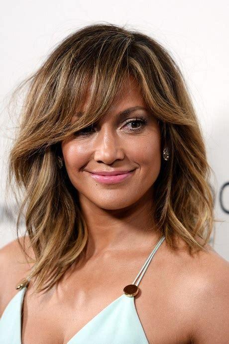 hairstyles for medium length hair celebrities celebrity hair shoulder length