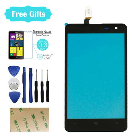 Touchscreen Nokia Lumia 625 2 touch screen panel for nokia lumia 625 n625 4 7 quot accessories parts touchscreen sensor glass