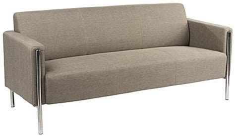 stain resistant couch modern office couch closed arm design