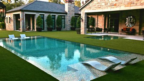 backyard up pools grass edge peekaboo refresh your backyard with the