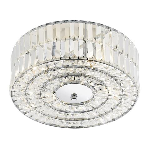 dar ceiling lights dar lighting errol 4 light semi flush ceiling light