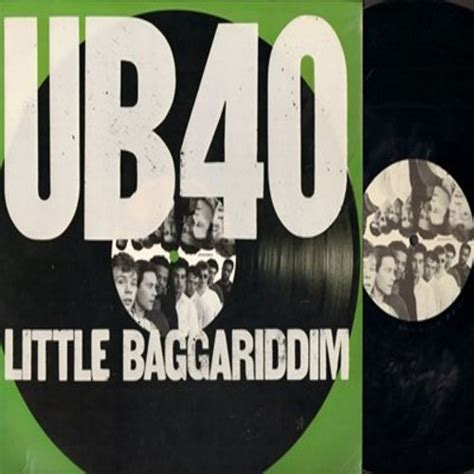 baggariddim ub40 ub40 baggariddim records lps vinyl and cds
