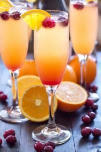 cranberry orange mimosas recipe runner