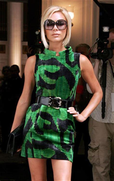 Beckham Tops Blackwells 2007 Worst Dressed List My Fashion by Fab Flash Beckham Tops Worst Dressed List In