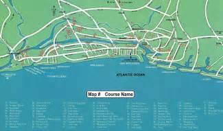 carolina golf courses map south carolina golf courses map map