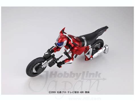 Model Kit Bandai Kamen Rider Accel Motor 1 8 mg figurerise kamen rider accel by bandai hobbylink