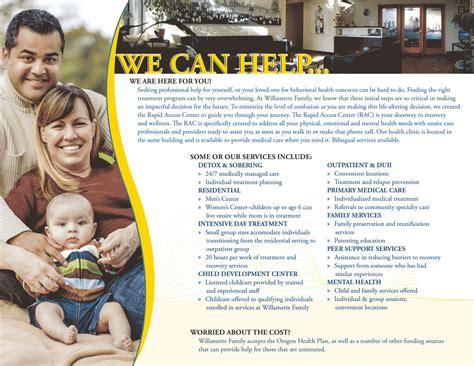Willamette Family Detox by Willamette Family Inc We Can Help