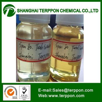 Span 80 Per Kg span 80 sorbitan oleate sorbitane monooleate emulsifier 1338 43 8 best price from china buy