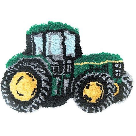rug latch hook kits tractor latch hook rug kit birthday ideas pinter