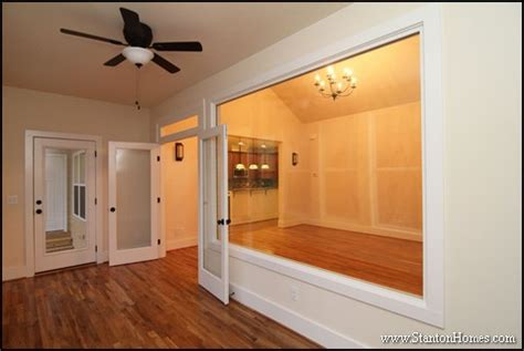interior window between two rooms new home building and design home building tips
