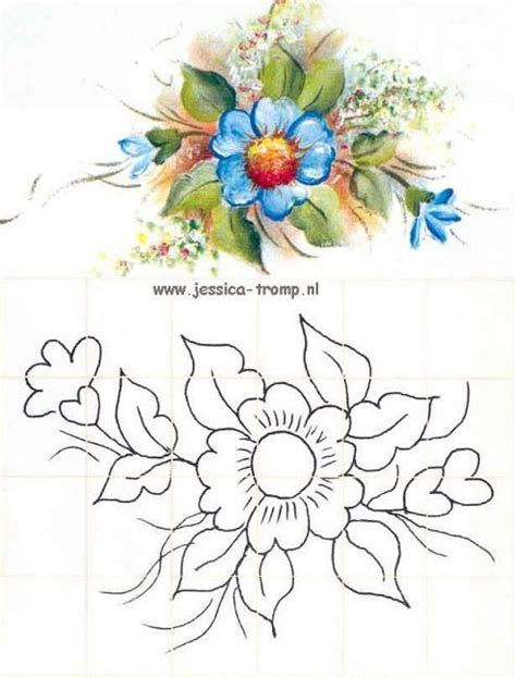 embroidery riscos embroidery 20flower 20l1 beading drawings pintura em