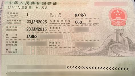how to get a 10 year chinese tourist visa pursued adventures