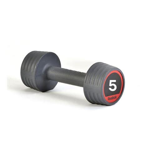 Dumbbell Reebok reebok dumbbell unit planet fitness
