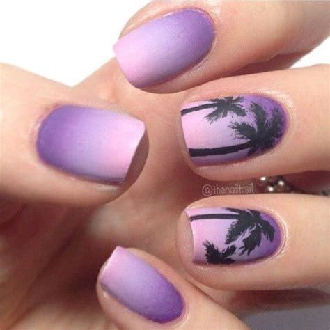 Palm Tree Nail Sticker 50 palm tree nail ideas that you will