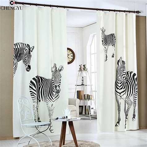 zebra window curtains online buy wholesale zebra window curtains from china