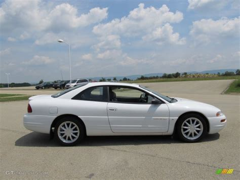 1997 Chrysler Sebring by Bright White 1997 Chrysler Sebring Lxi Coupe Exterior