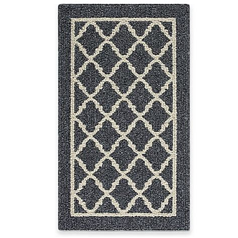 fretwork rug buy fretwork border 1 foot 8 inch x 2 foot 10 inch accent rug in from bed bath beyond