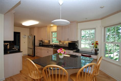 galley style kitchen with island kitchen remodel galley style with island the chuba company