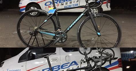 Frame Roadbike Sepeda Balap Carbon Black Penge Mad Diskon toko sepeda majuroyal sepeda balap is roadbike murah nih