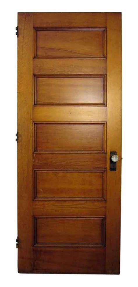 5 Panel Door by Pine Five Panel Door Olde Things