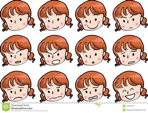 expression cartoons illustrations vector stock images facial expression stock illustration image 44301948
