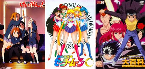 best japanese anime top 10 series that got japanese fans hooked on anime