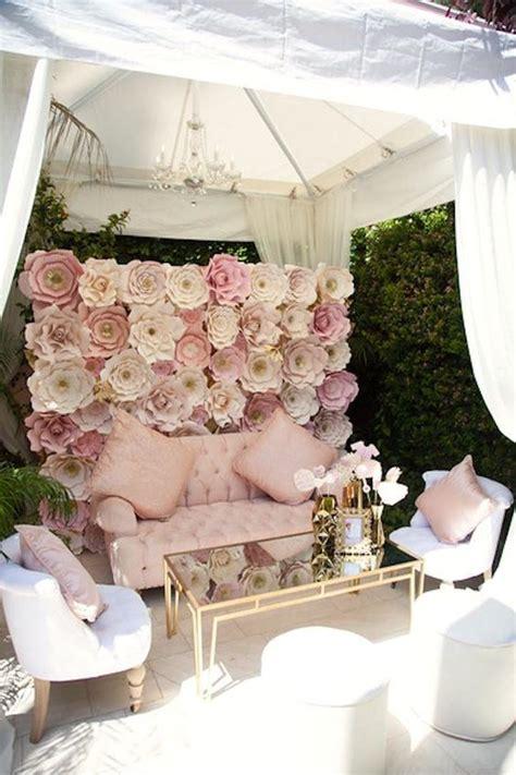 Jacqueline Sofa 30 Budget Friendly Paper Flower Wedding Ideas Weddingomania