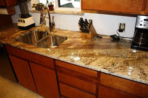 Granite Countertops By Granite Home Design Llc Michigan Netuno Bordeaux Traditional Kitchen Seattle By