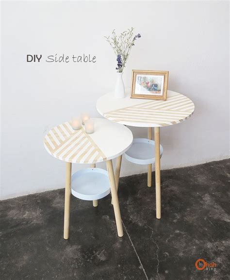 diy and crafts blogs best decor hacks ohoh diy and crafts diy side tables veritymag fashion