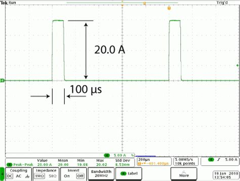 diode pulse current combined laser diode and tec controllers