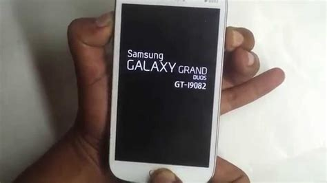reset samsung grand duos samsung galaxy grand duos gt i9082 hard reset youtube