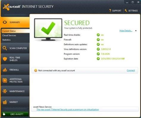 avast security 7 review rating pcmag