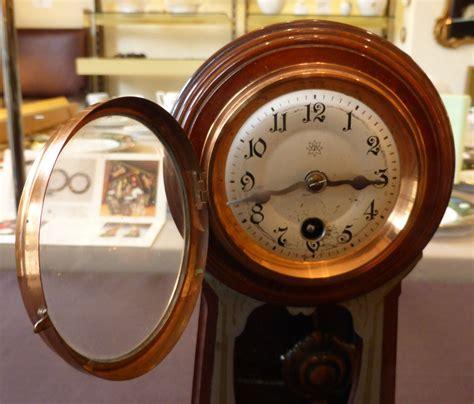 Jugendstil Uhr by Jugendstil Tisch Uhr Junghans Ca 1920 8 Tage Werk Sehr