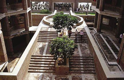 indian institute  management bangalore architecture
