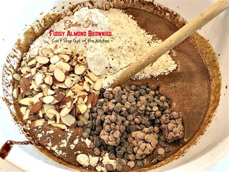 Brownies Almond gluten free fudgy almond brownies can t stay out of the