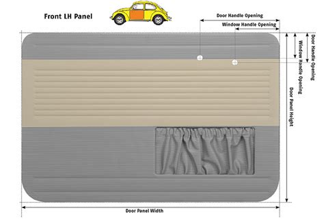 Volkswagen Mamotorworks by Bug Door Panels