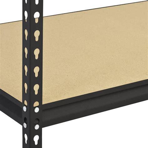 edsal heavy duty steel shelving sandusky edsal ur185p l blk black steel heavy duty 5 shelf shelving unit ebay