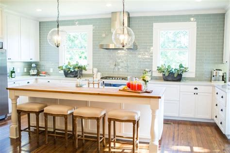 Distressed Kitchen Islands how to add quot fixer upper quot style to your home kitchens