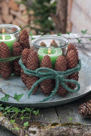 garten deko zapfen weihnachtsdeko mit tannenzapfen mein sch 246 ner garten