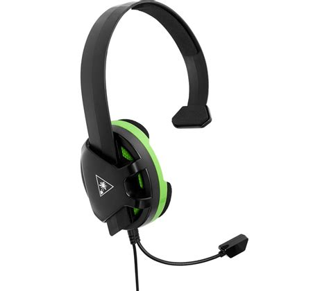 Headset Komputer turtle recon chat gaming headset deals pc world