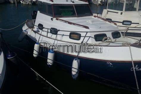cabinato usato 7 metri gozzo cabinato mt 7 usato in permuta barche a