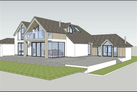 Dormer Extension Plans Extending A Dormer Bungalow By Morris Architects