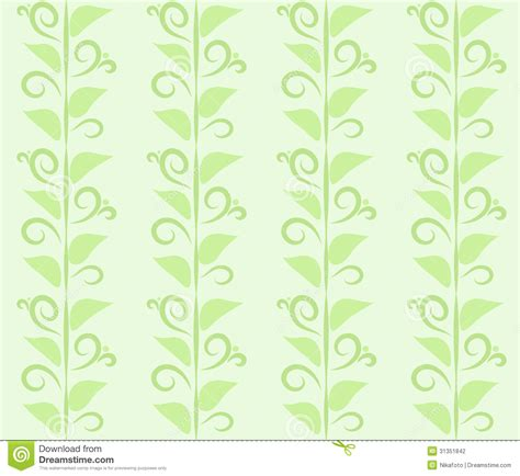 illustrator pattern leaves leaves pattern stock photography image 31351842