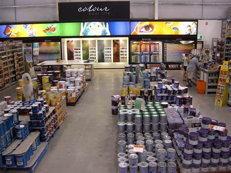 paint for shop beenleigh mitre 10 mega store interior paint shop flickr