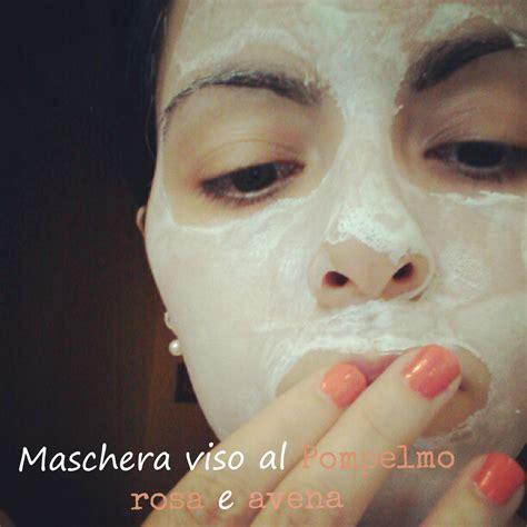 maschera per il viso fatta in casa maschera viso idratante e purificante per pelle mista