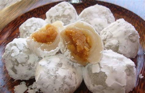Kue Mochi by Resep Kue Mochi Kacang Tanah Kenyal Lezat Makanajib