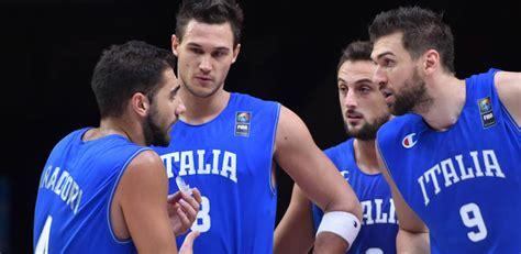 Calendario Qualificazioni Mondiali 2018 Pdf Basket Qualificazioni Mondiali L Italia Batte La Croazia