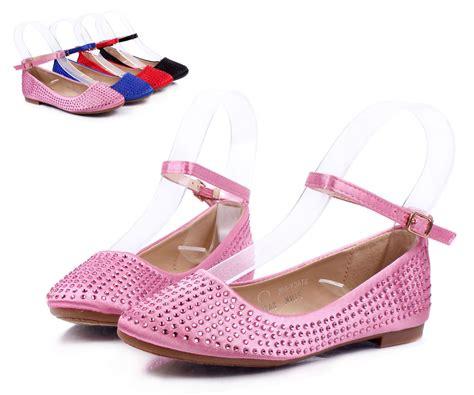 pink ankle princess flats dress