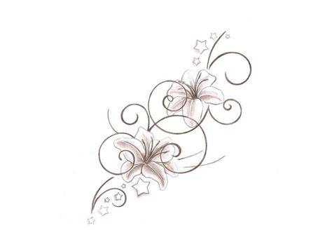 women tattoo flower tattoo designs google search